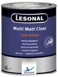 LES MULTI  MATT CLEAR LOW GLOSS MISC 1L