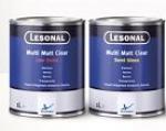 Lesonal MULTI MATT CLEAR SEMI GLOSS MISC 1L