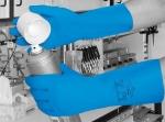 Γάντια Νιτριλίου για Ισχυρά Χημικά 920