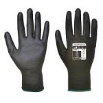 Γάντια Μηχανικών και Βιομηχανίας με Παλάμη Latex 400 Μat Polyco