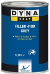 Acrylic  Filler 4100 0,8L GREY