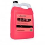 GREASE FREE ισχύος καθαριστικό & απολιπαντικό 3,8Lt. (4 τεμ.)
