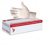 SF6 γάντια Latex M (10 τεμ.)