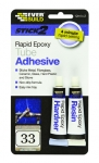 Stick2 Rapid Epoxy εποξειδική κόλλα στιγμής 2 συστατικών 12 mlx2