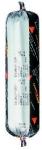 Μπέζ μαυρο  Sikaflex - 529 ΑΤ συγκόλλησης & σφράγισης σαλάμι 300