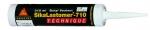 Μαύρο SikaLastomer - 710 συγκόλλησης & σφράγισης φύσιγγα 300ml