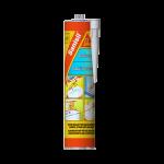 Λευκό Sika Sanisil σιλικόνη υψηλών προ/αφών φύσιγγα 300ml