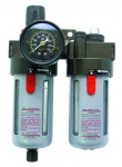 Φίλτρο - Ρυθμιστής αέρος, ελαιωτήρας λίπανσης 1/4''