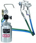 Δοχείο πίεσης SATA mini set 10 lt με Πιστόλι Jet 3000 K RP