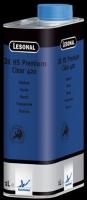 Lesonal 2K HS PREM CLEAR 420 EMEA 1L
